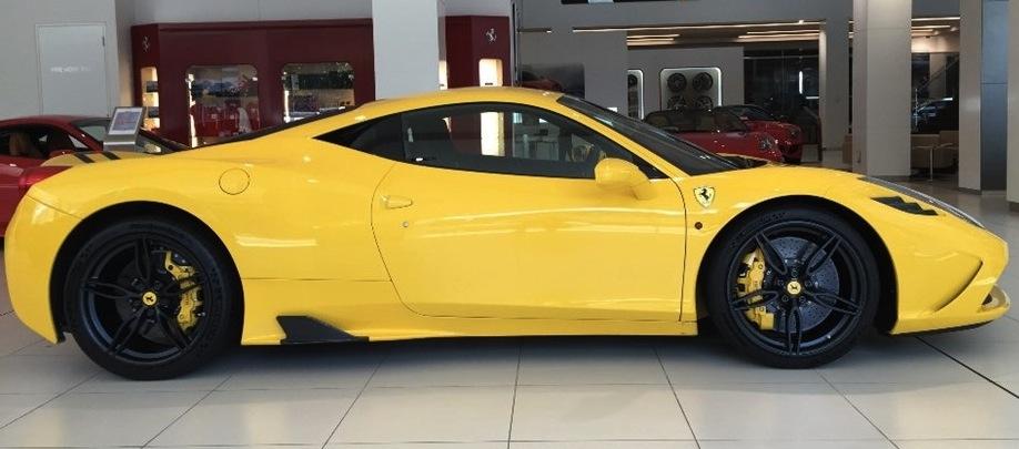 Ferrari 458 speciale for sale australia