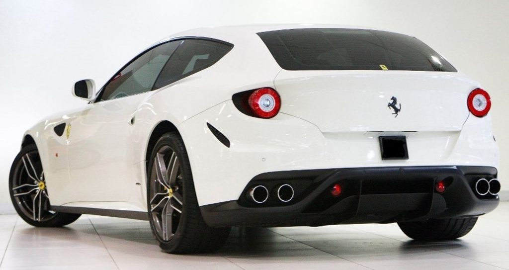 ferrari ff for sale - rare car sales | classic, rare & unique car