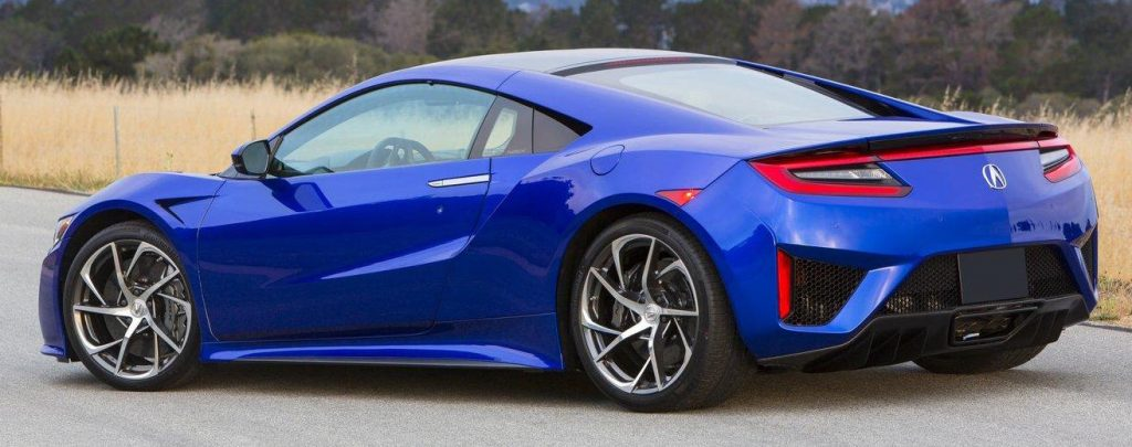 nsx rear 2