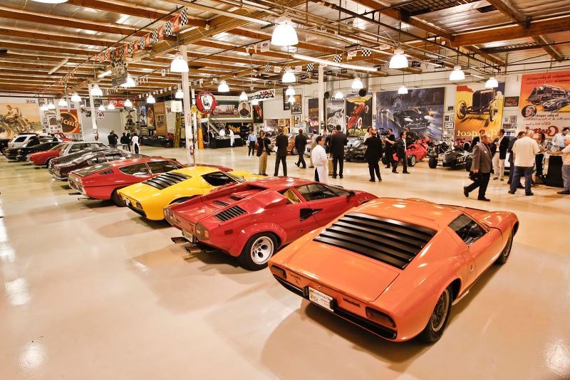 Image result for jay leno car collection